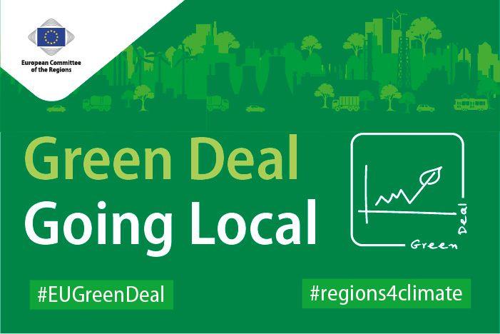 El Pacto Verde Europeo se hace local
