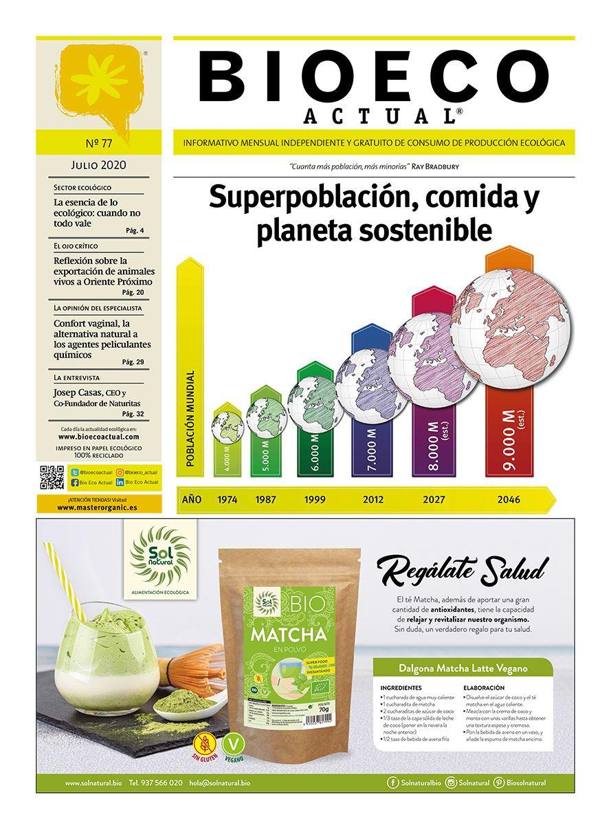 Bio Eco Actual Julio 2020 Alimentación Ecológica