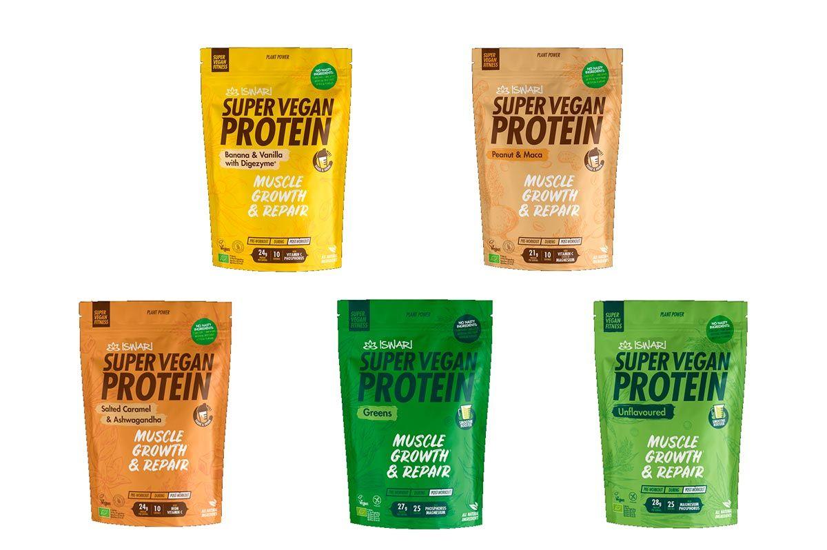 Cómo elegir las mejores proteínas vegetales para deportistas