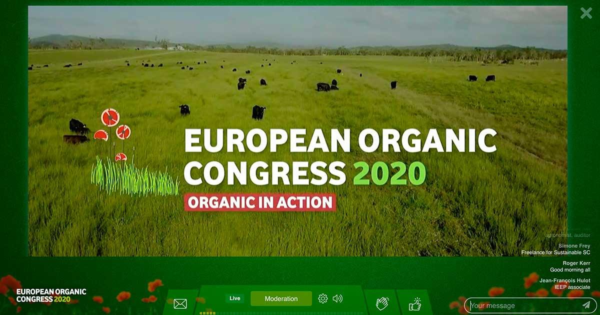 Congreso Ecológico Europeo 2020: