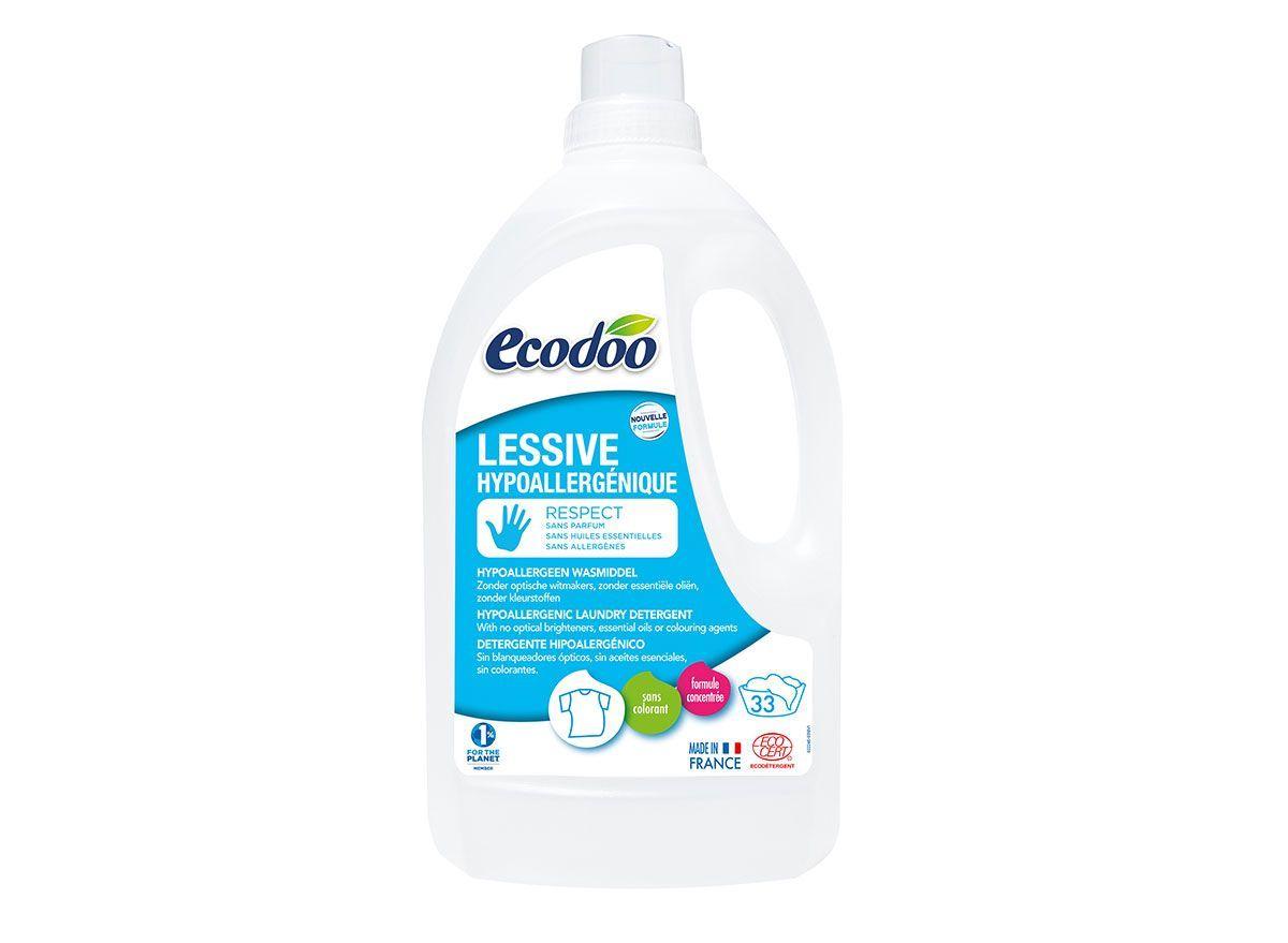 Detergente Hipoalergénico, de Ecodoo