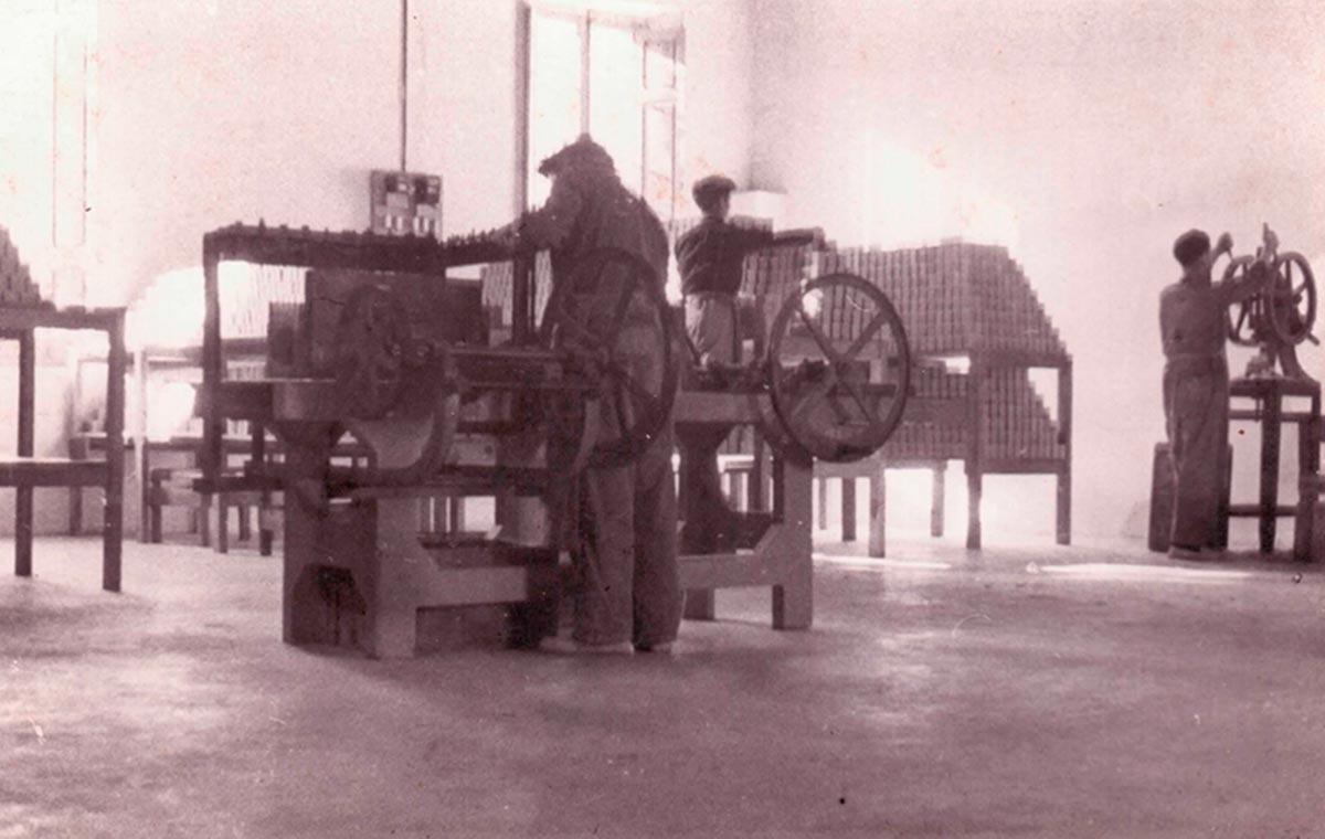 Jabones Beltrán localiza los orígenes de sus (casi) 100 años de historia