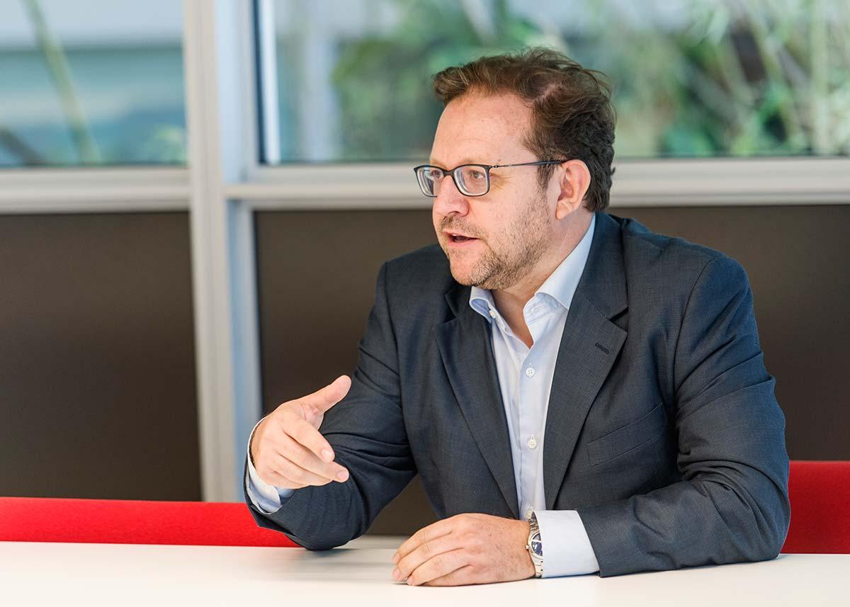 Pedro Caldentey, de Faitrade Ibérica: