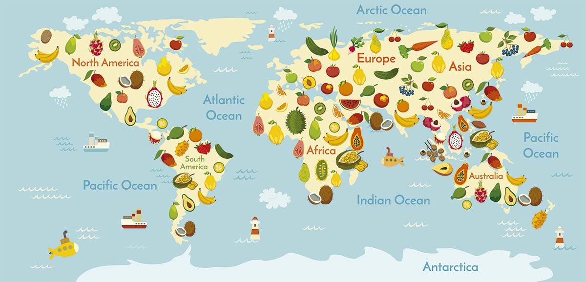 Superpoblación, comida y planeta sostenible