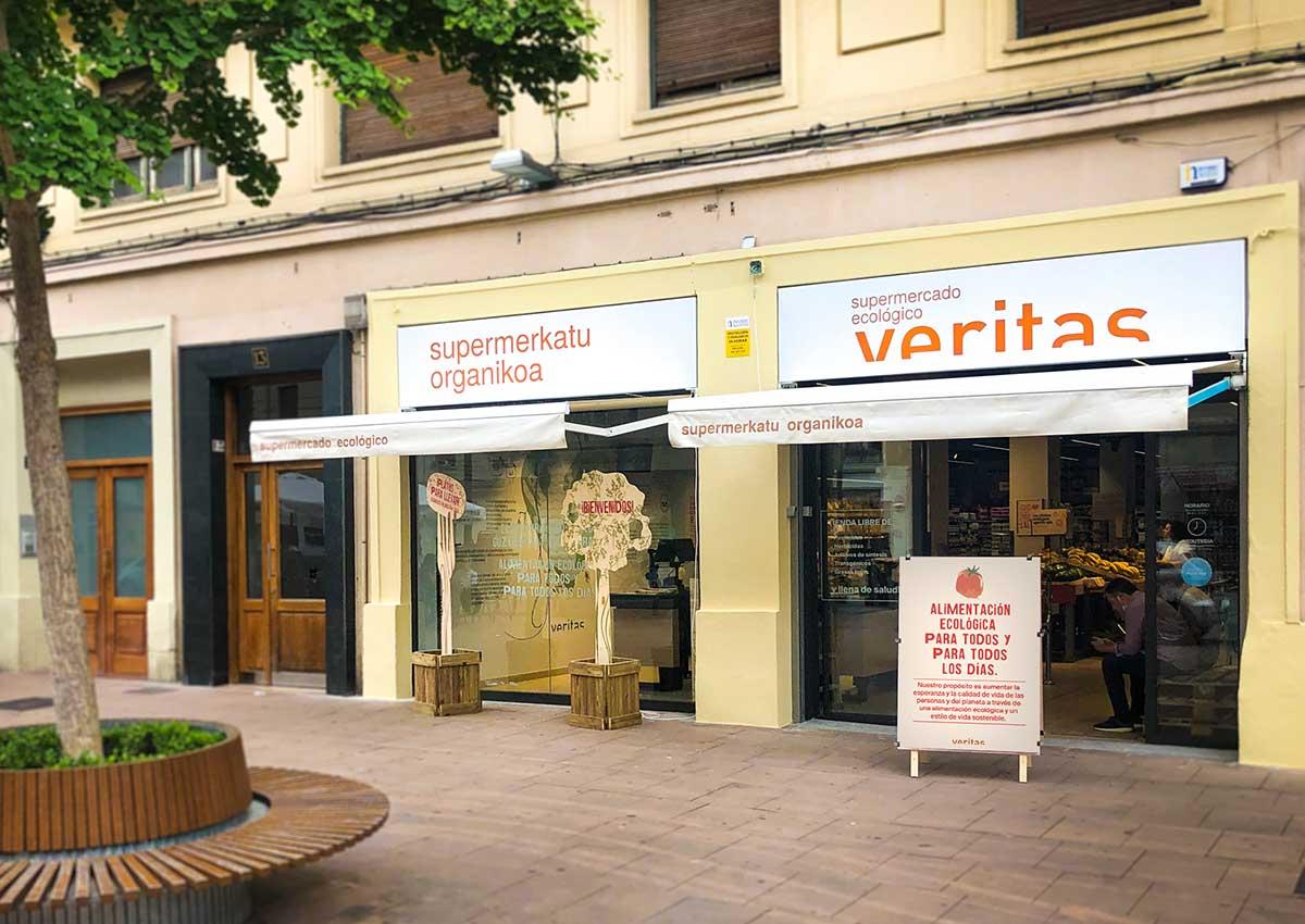 Veritas abre su séptima tienda en el País Vasco