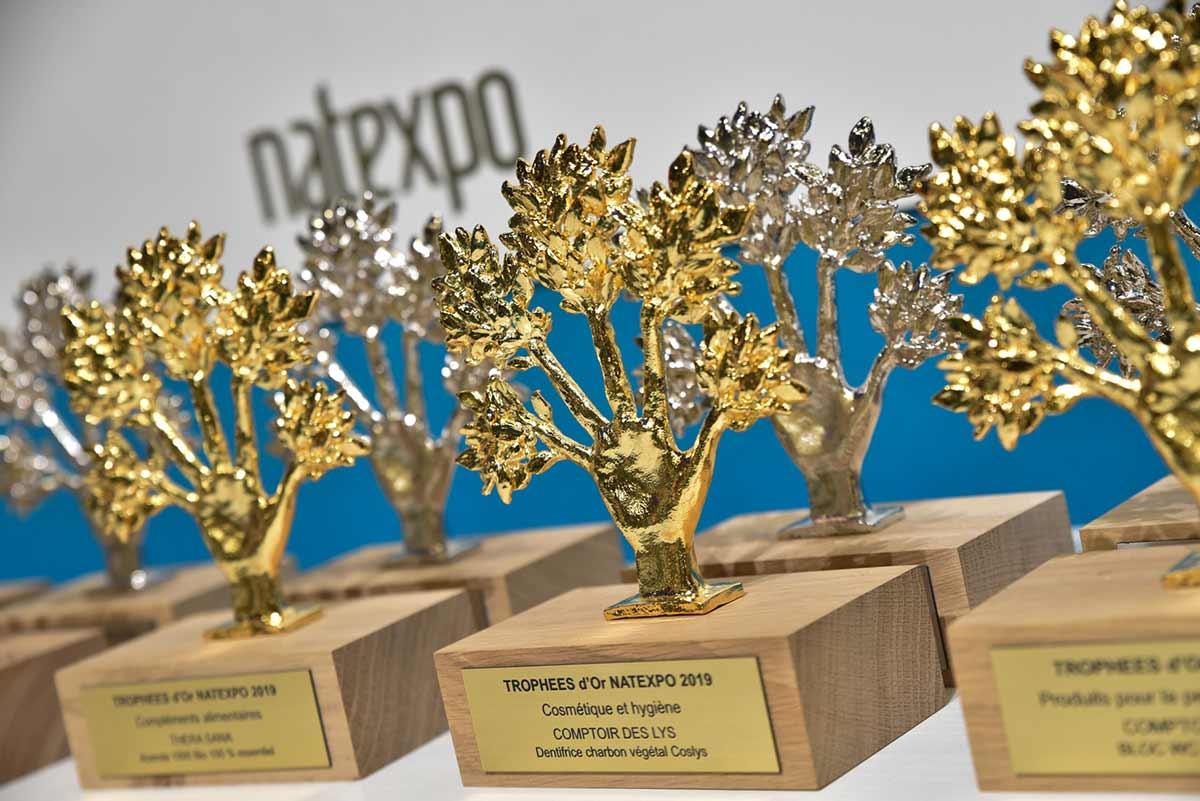 2020 Natexpo awards: celebrating organic vitality!
