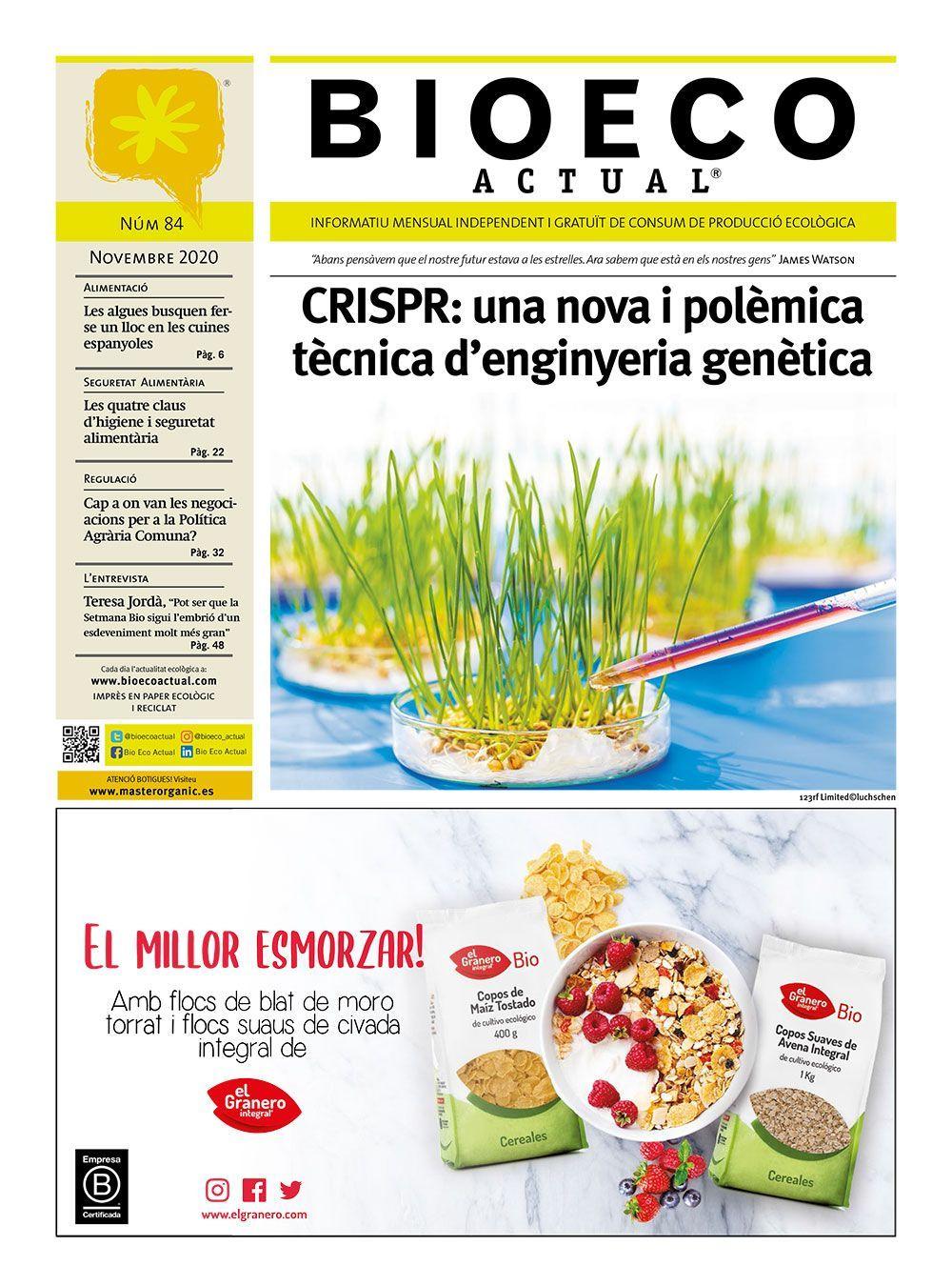Bio Eco Actual Novembre 2020