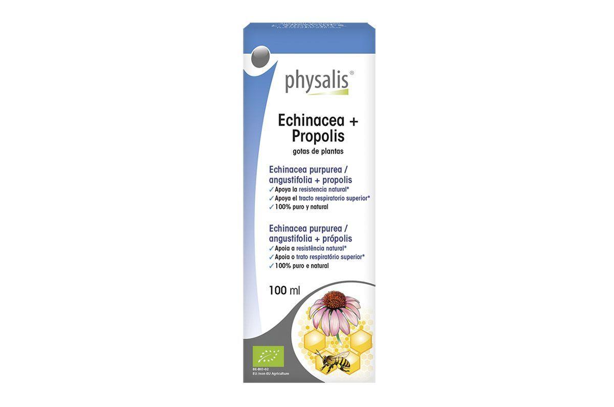 Echinacea Propolis Physalis