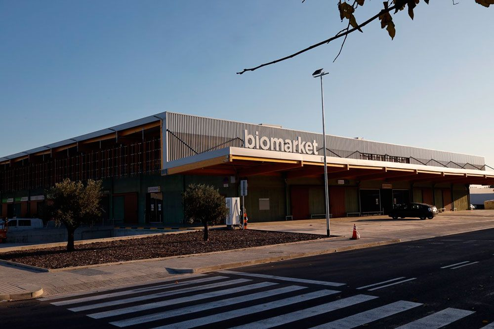 Biomarket Mercabarna