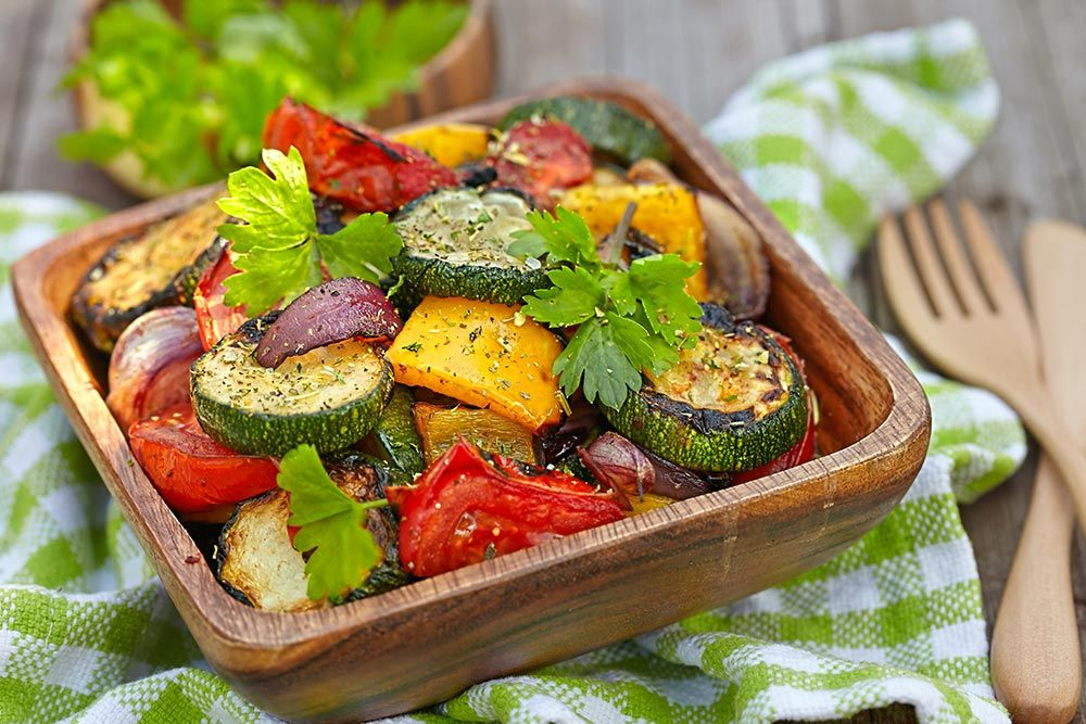cocina simple verduras