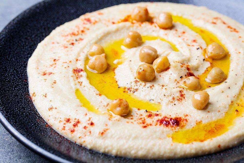 hummus Cocina simple