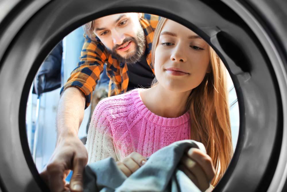 lavado sostenible y sano de la ropa