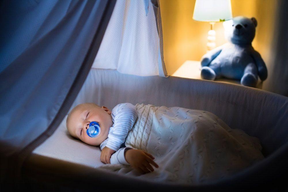 Alimentos que facilitan el sueño infantil