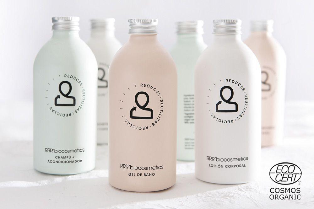 RRR'biocosmetics: la primera marca europea de cosmètica corporal lliure de plàstics
