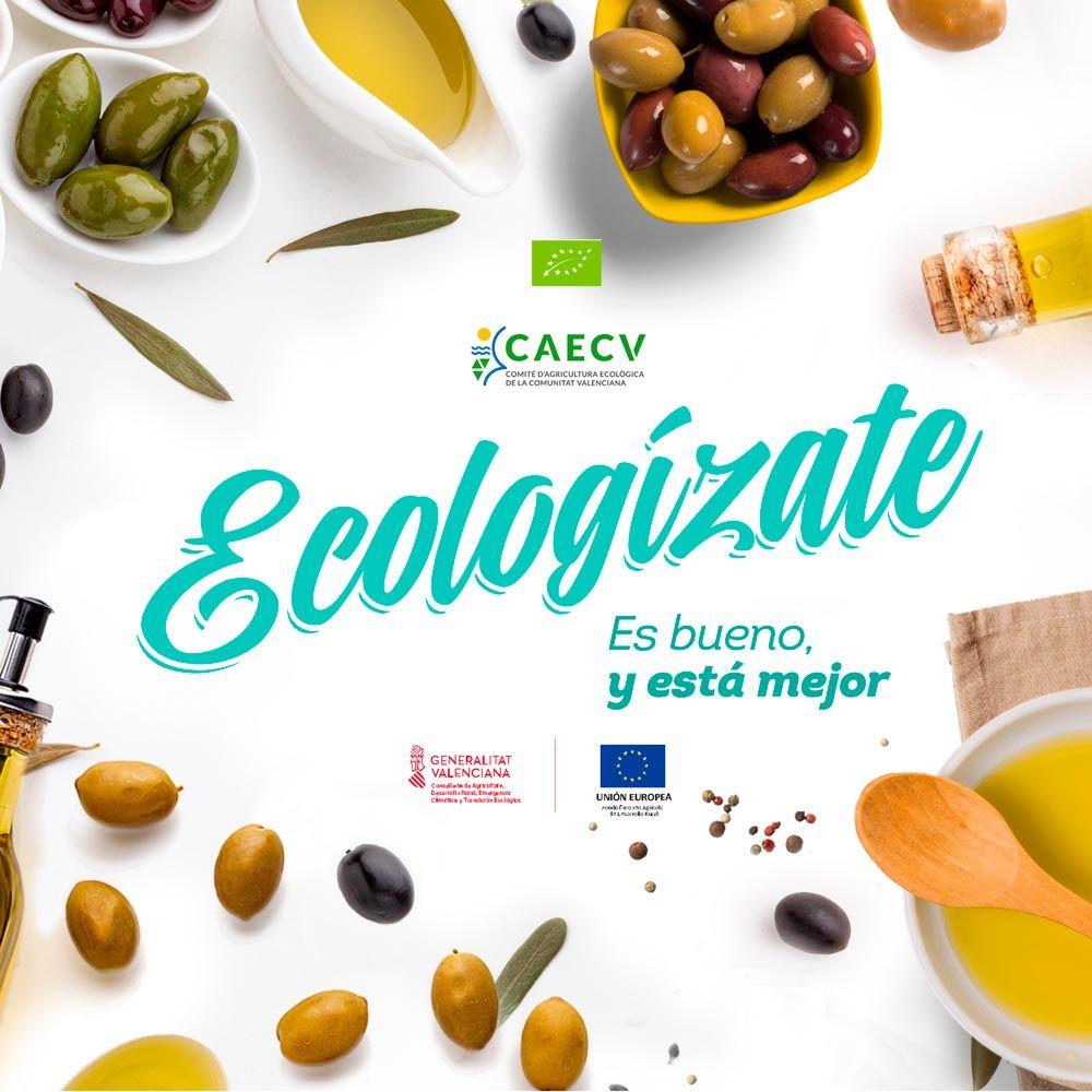 I Concurso de AOVE ecológicos de la Comunitat Valenciana