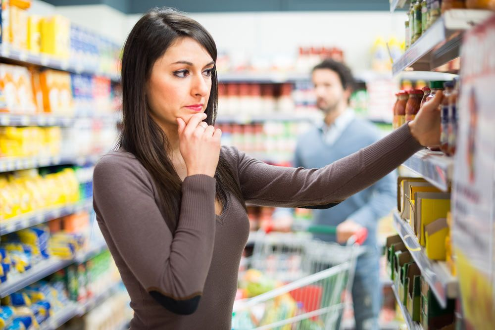 Missatges de salut en els aliments, com es regulen?