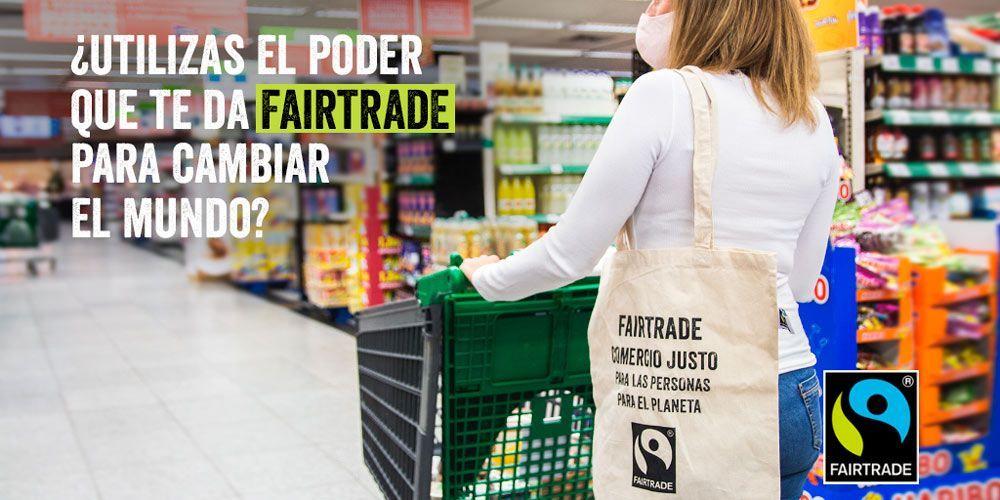 Fairtrade: El segell de Comerç Just sostenible