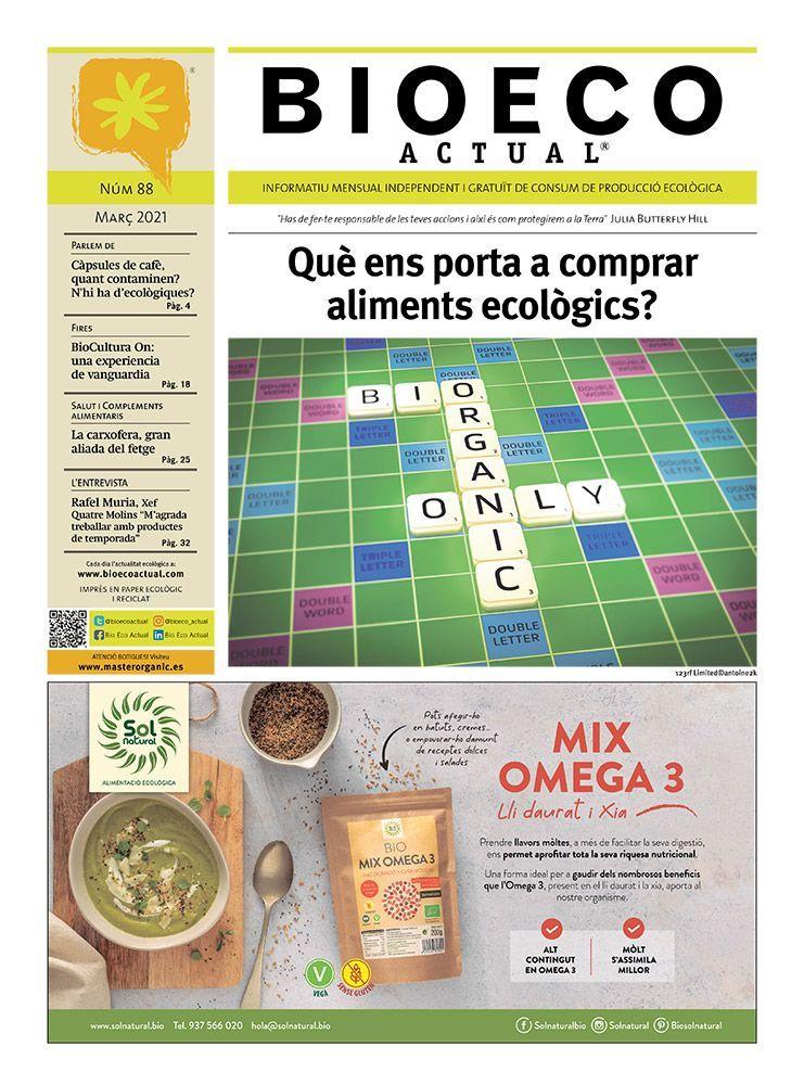 Bio Eco Actual Març 2021