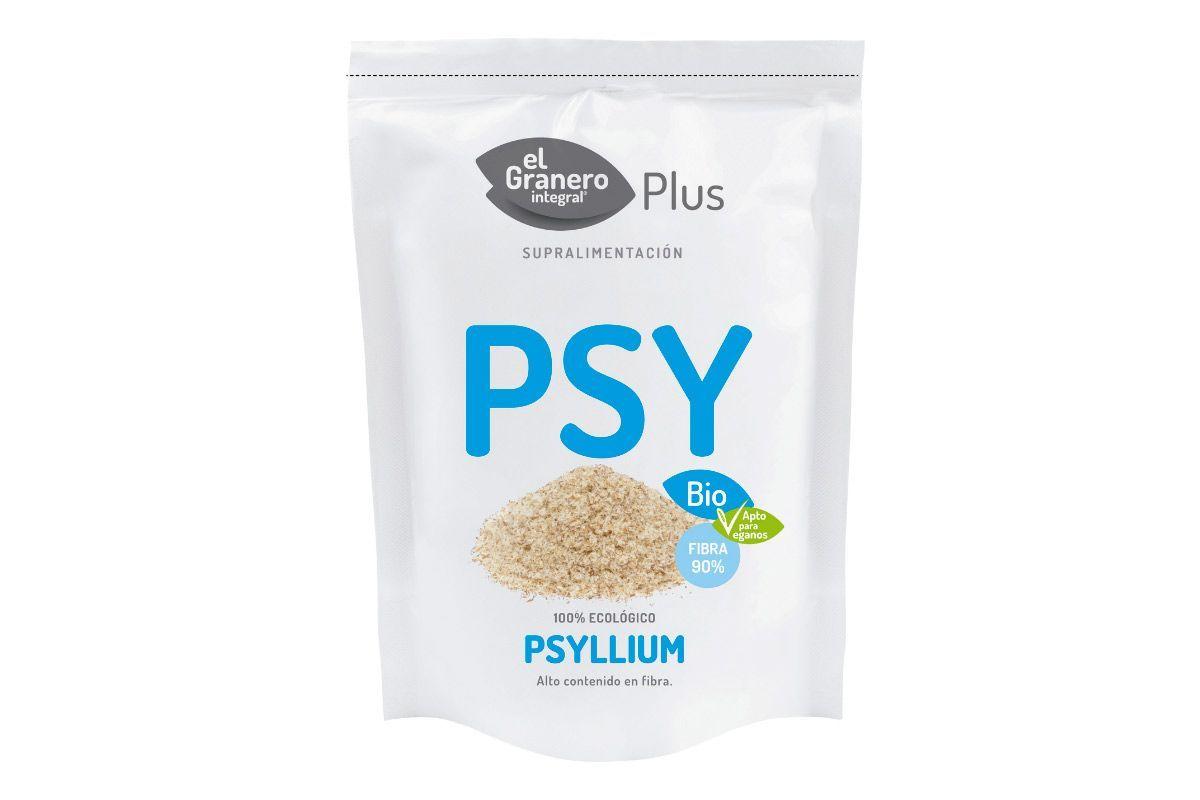 Psyllium Bio, de El Granero Integral