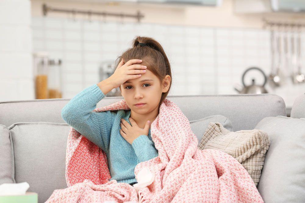 Cefalea en la infància: els fa mal el cap als nens?