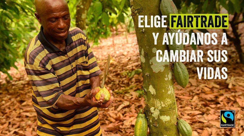 Fairtrade: El sello de Comercio Justo sostenible