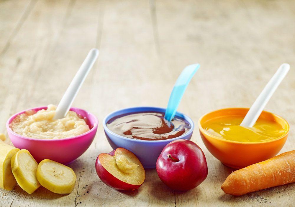 Triturados, sólidos, BLW… ¿cuál es el mejor método para alimentar a los bebés?