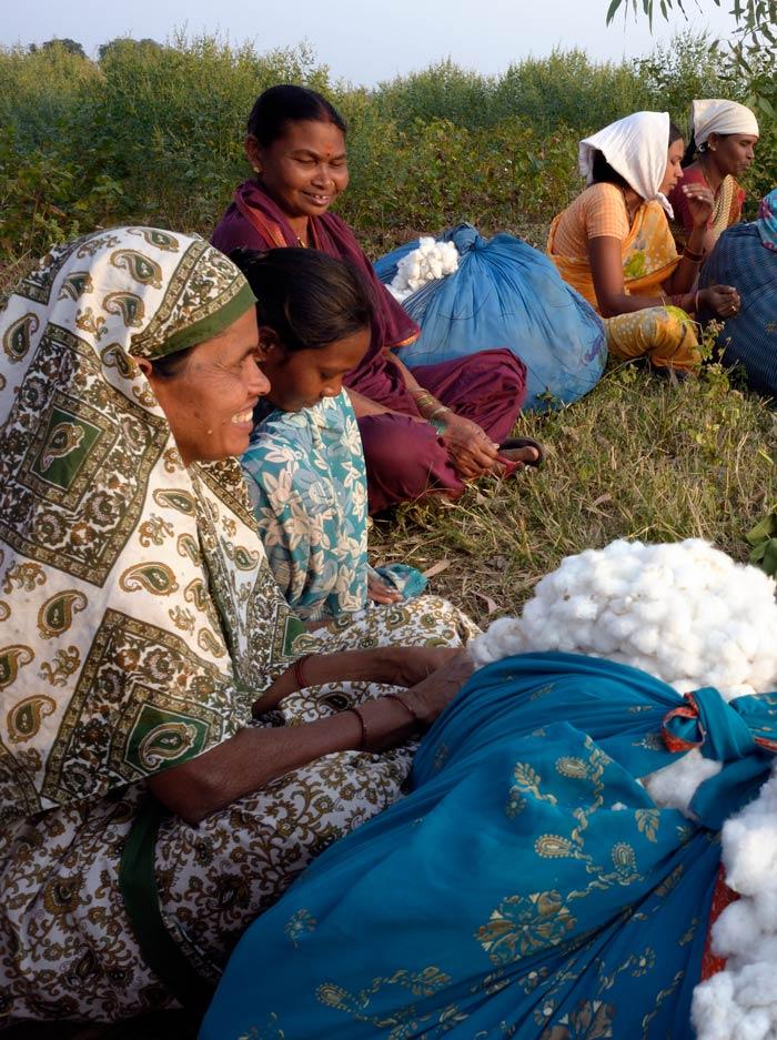 brecha de género en la agricultura