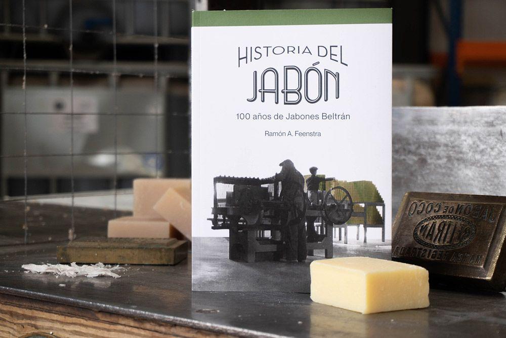 Jabones Beltrán cumple 100 años de historia