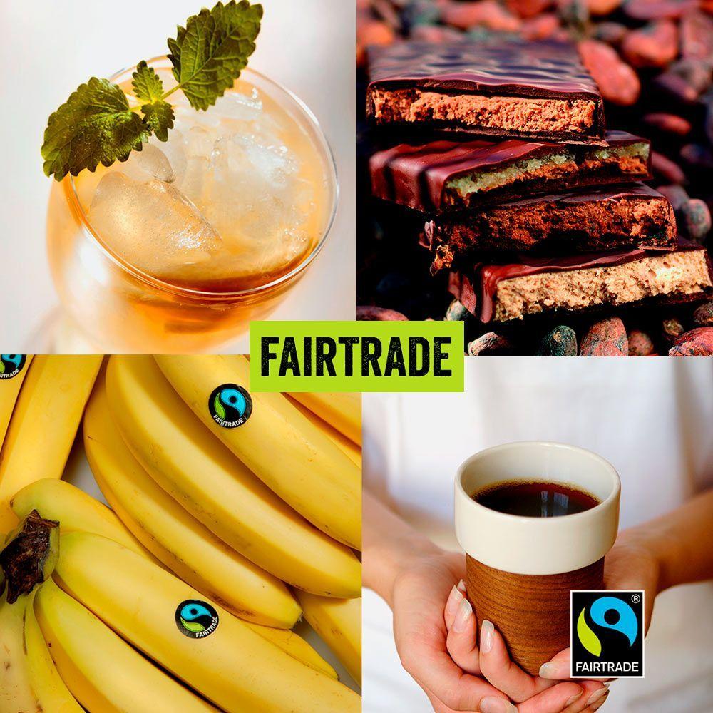 Los productos con sello de Comercio Justo Fairtrade crece un 8% en España