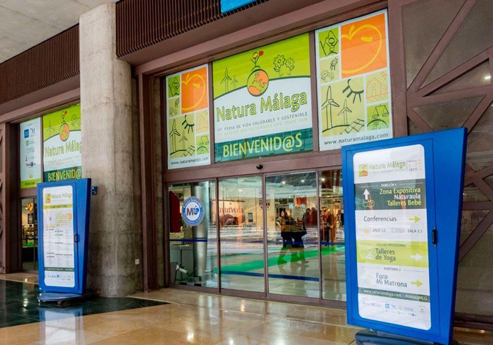 Natura Málaga 2021: Producción ecológica, emprendimiento verde y sostenibilidad