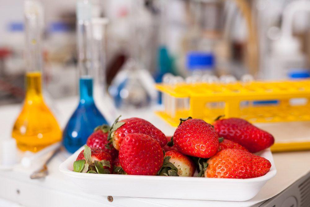 Pesticides en els aliments