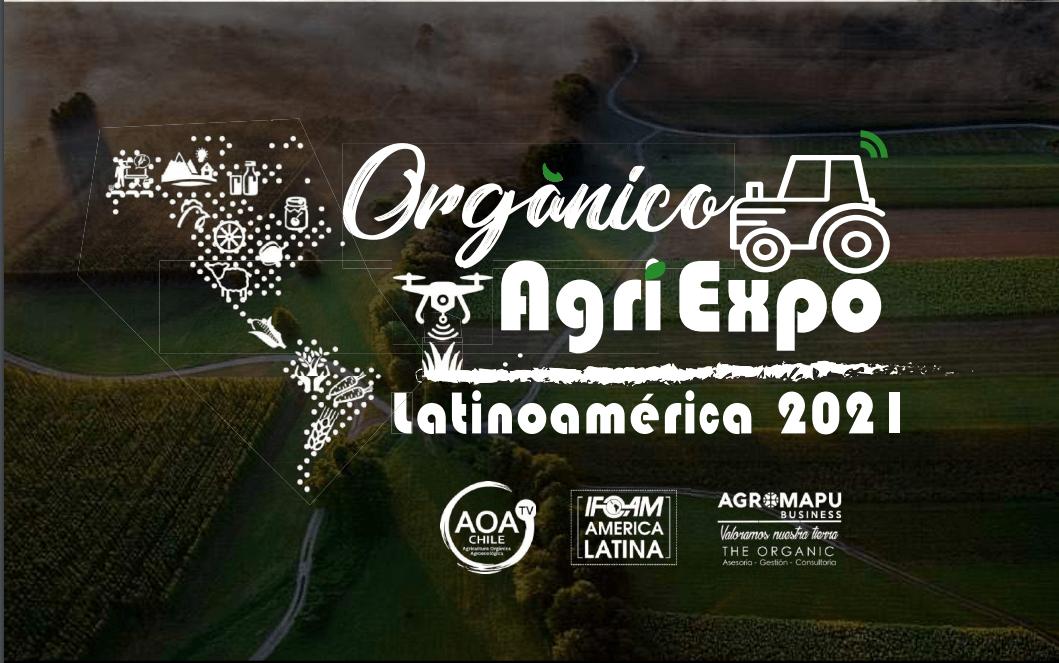 AgriExpo Agrícola Orgánico Latinoamérica 2021