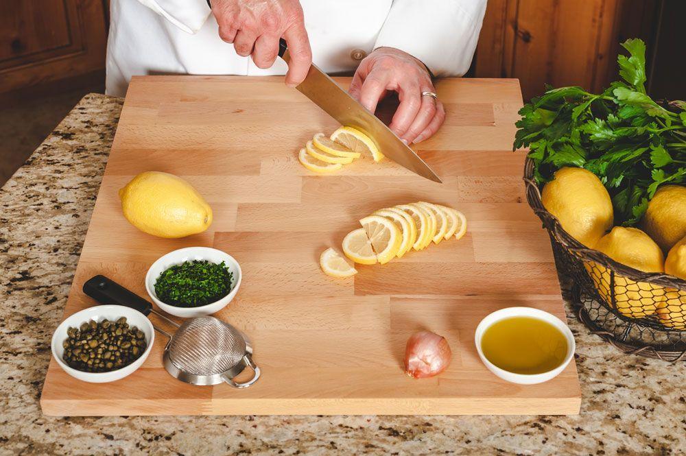 Mise en place, el arte del orden en la cocina