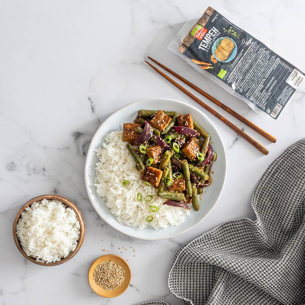 Tempeh, seitán y tofu, 3 proteínas vegetales interesantes para tu cocina y el planeta