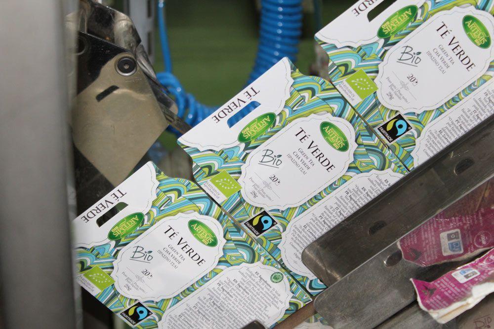 Packaging respetuoso con el medio ambiente