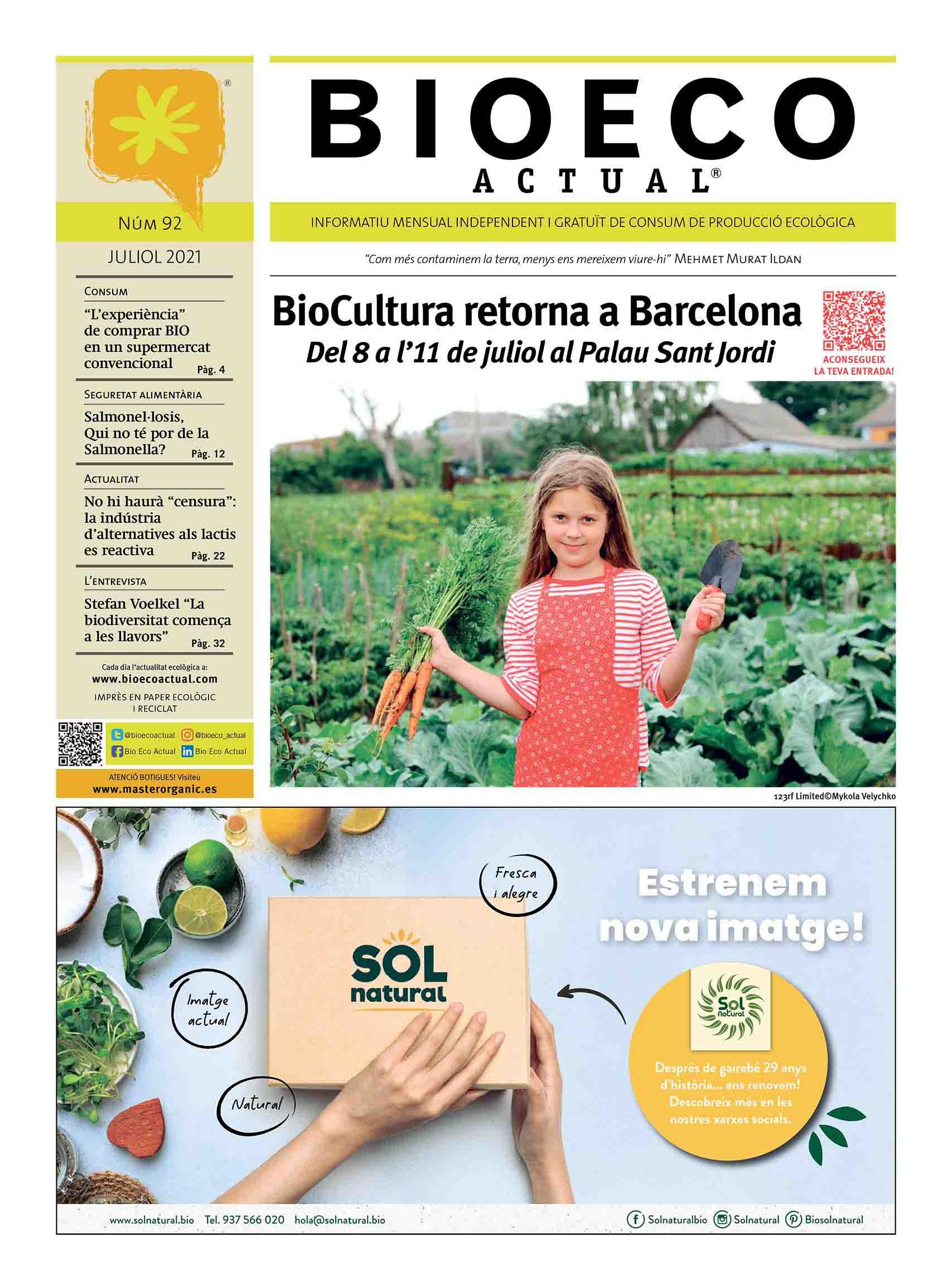 Bio Eco Actual Juliol 2021