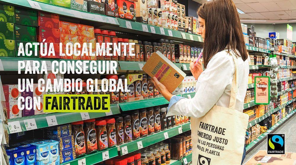 Les vendes de Comerç Just creixen un 7% el 2020 a la Península