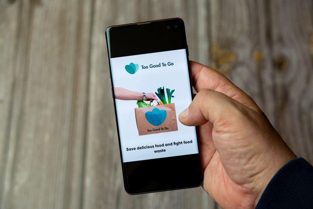 Apps contra el despilfarro