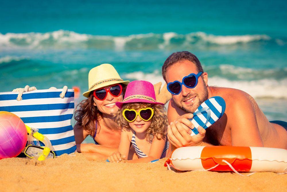 En vacaciones no olvides tus imprescindibles de Salud Natural