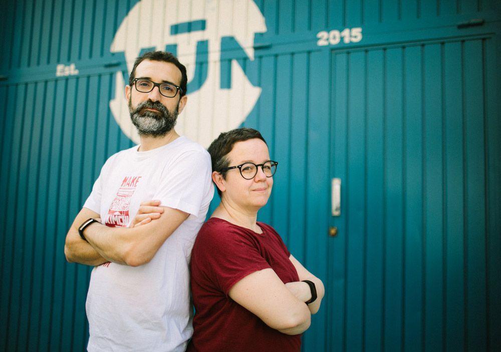 """Jordi Dalmau (Kombutxa): """"Queríamos elaborar la kombucha más deliciosa y saludable. Y lo hemos conseguido"""""""