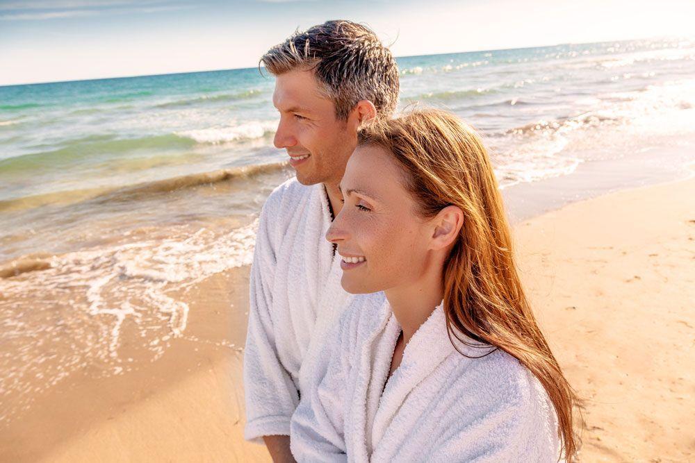 Talasoterapia: el mar, auténtico spa natural