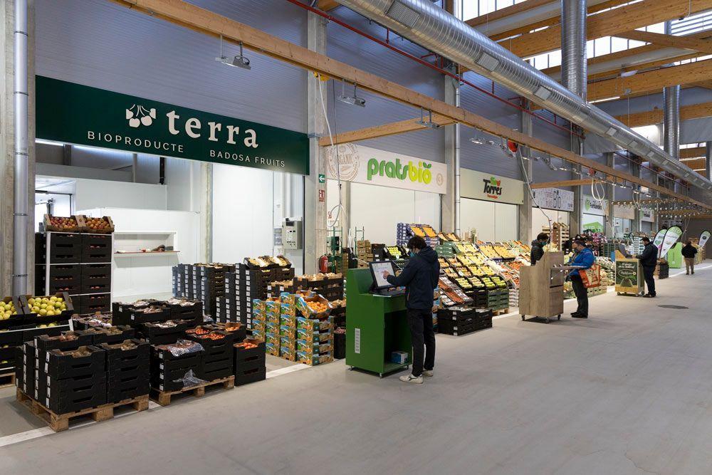 Mercabarna presenta el Biomarket a Organic Food Iberia