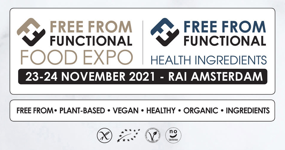 Free From Functional Food Expo Amsterdam