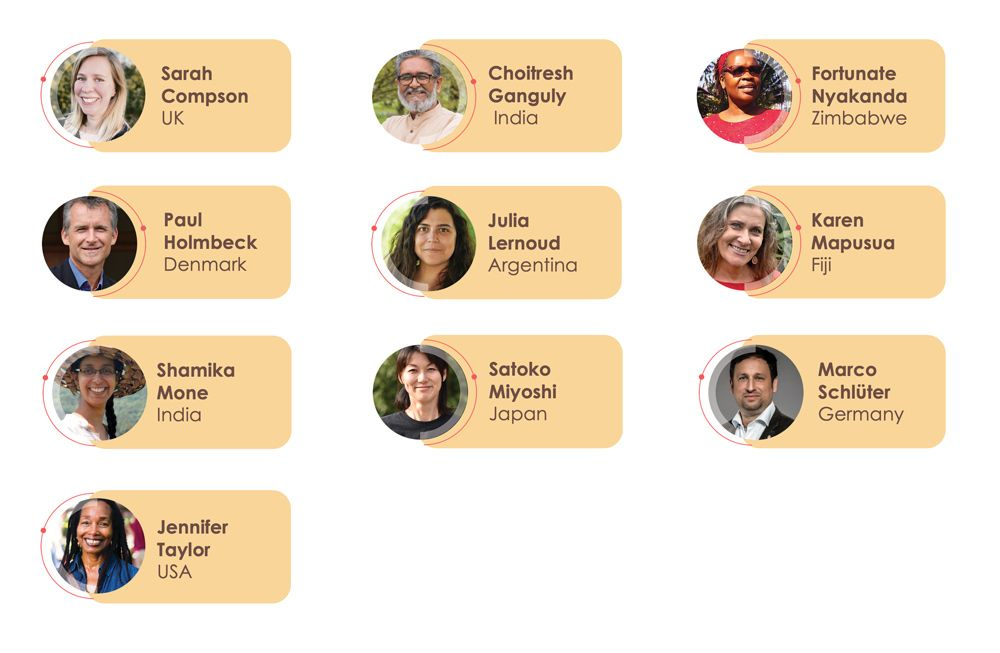 The IFOAM - Organics International World Board for the team 2021-2024 has been elected