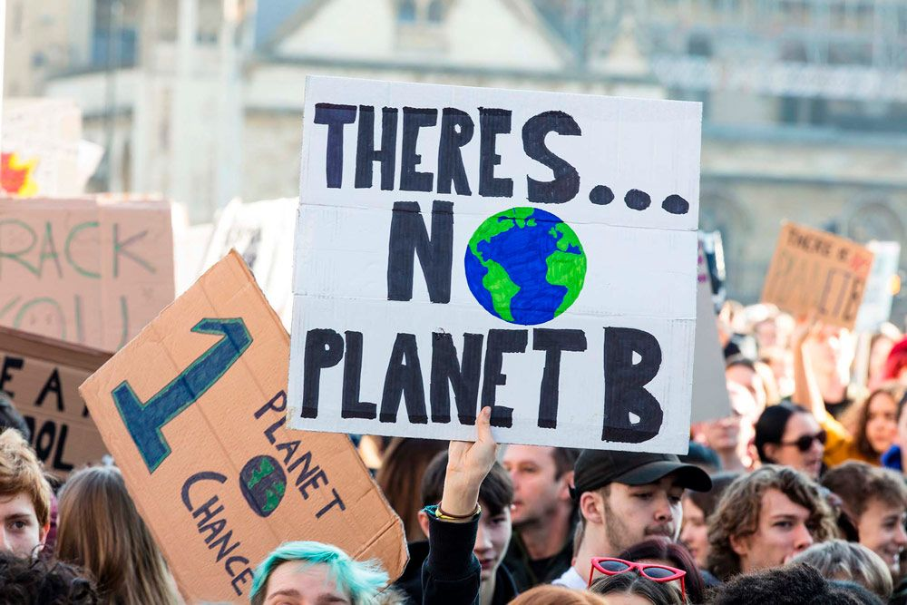 Cambio climático y alimentación ecológica