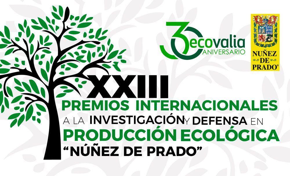 Los premios Núñez de Prado a la Investigación y Defensa en producción ecológica abren las votaciones del galardón `Empresa del Año´